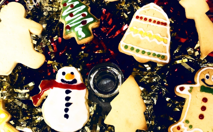 Blogmas Day 3 – Christmas Biscuits🍪
