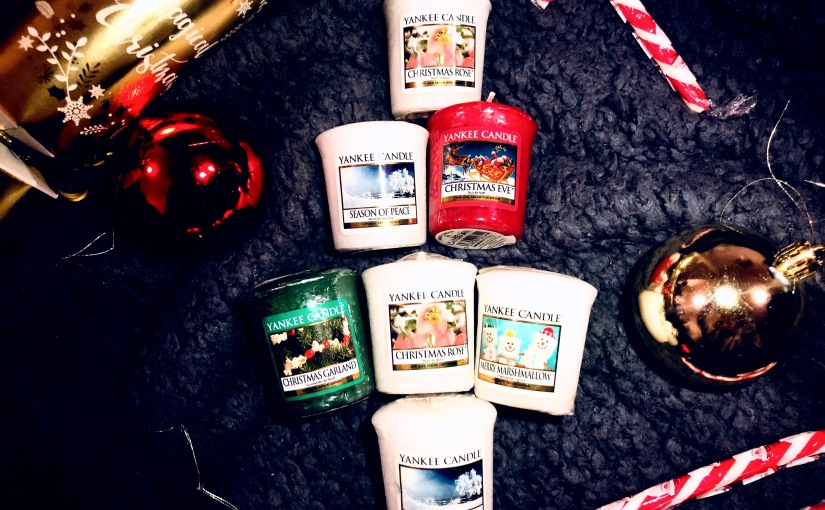 Blogmas Day 6 – Our Favourite Christmas CandleScents🔥