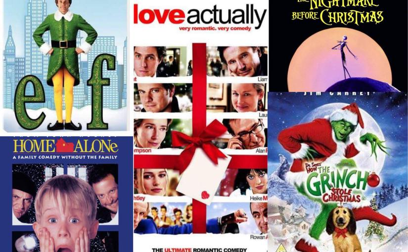 Blogmas Day 5 – Our Favourite ChristmasFilms🎥