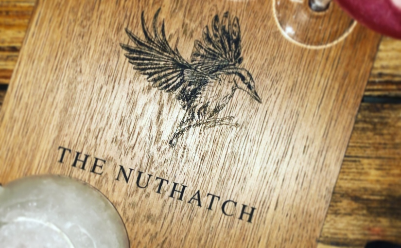 Valentine's Treat – The Nuthatch Cocktail Bar Special 🥂❤️