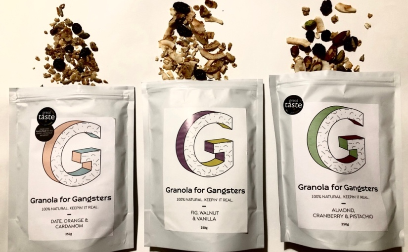 Granola for Gangsters – Get Your Fix Today 🥣