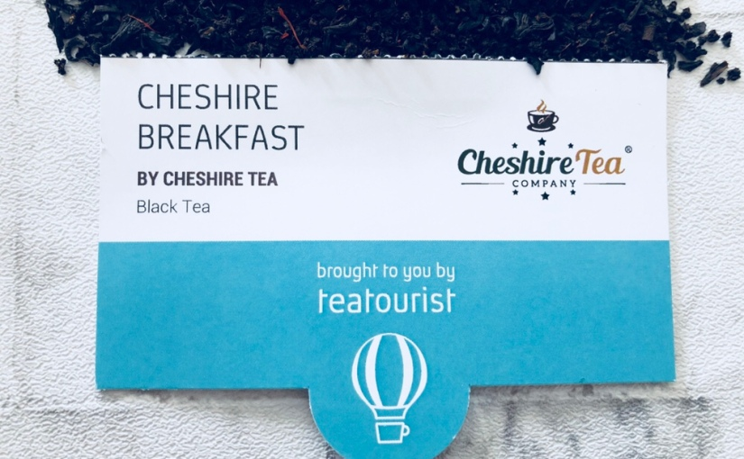Cheshire Breakfast by Cheshire Tea Review☕️