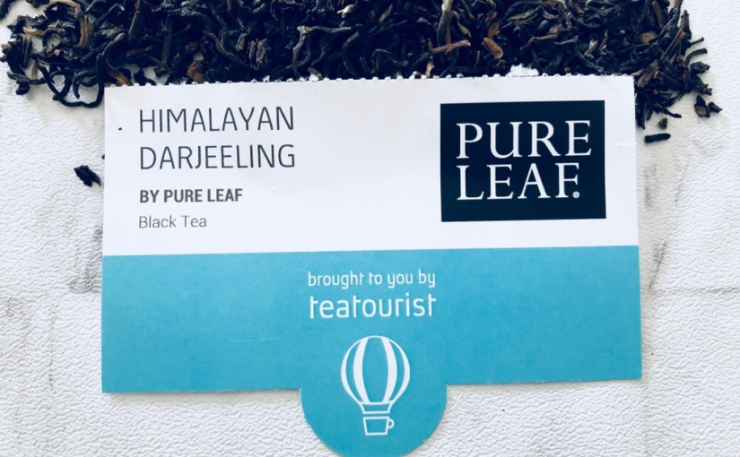 Himalayan Darjeeling by Pure Leaf Review☕️