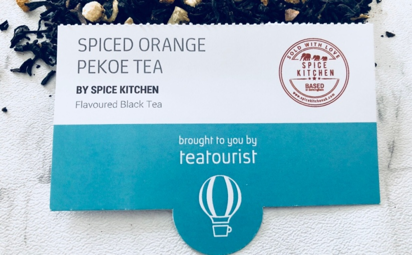 Spiced Orange Pekoe by Spice Kitchen Review ☕️