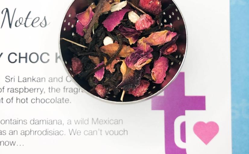 Twist Teas – J A N U A R Y – Raspberry ChocKiss💋